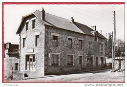CPSM 19 VIAM Café Hotel Du Lac  ( TOY - Dans Canton De  BUGEAT * Format CPA - Other Municipalities