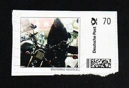 BRD - Briefmarke Individuell - Gest. - Motorrad, Motorcycle, Moto - Motos