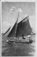 Ile D'Oléron - St Trojan - Barque De Pêche - - Ile D'Oléron
