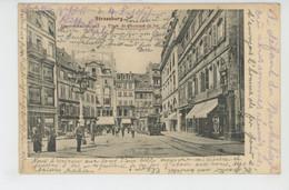 STRASBOURG - STRASSBURG - Eisernemannsplatz (1904) - Strasbourg
