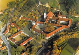 Autriche -Austria- HEILIGENKREUZ   Abbaye Cistercienne  Vue Aérienne Timbres Stamp *PRIX FIXE - Heiligenkreuz