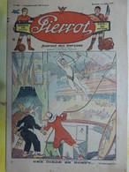 """Revue """"PIERROT"""" 1930 Enfantina Cirque Circus Cirk Spectacle Accident Trapèze Trapéziste """"Une Corde Se Rompt"""" - Ohne Zuordnung"""