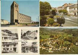 Lot De 8 Cartes -cantal - Aurillac- St Geraud-diverses - Sin Clasificación