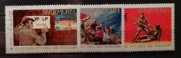 Albanie 1975 / Yvert N°1612-1614 / Used - Albanië
