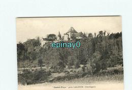 24 - LALINDE - Castel-faye - Château - Autres Communes