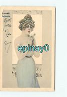 ILLUSTRATEUR - KIRCHNER - Style Viennoise - Vienne - Art Nouveau Ou Déco - Femme - Kirchner, Raphael