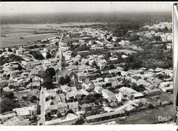 St-HILAIRE-la-PALUD (79) Vue Aérienne Du Bourg Et Du Marais Cim 89-95 A; Cpsm GF - Other Municipalities