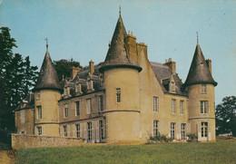 GIEL Environs De PUTANGES (Orne): Château De Crèvecoeur - Putanges