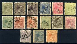 Puerto Rico Nº 86/100.  Años 1891-92 - Porto Rico