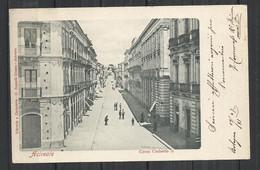 ACIREALE 1907 - CORSO UMBERTO I -  RARA! - Acireale