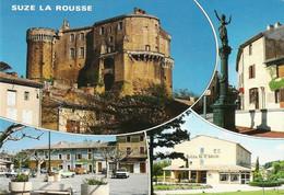 *CPM  - 26 - SUZE LA ROUSSE - Multivue - Sonstige Gemeinden
