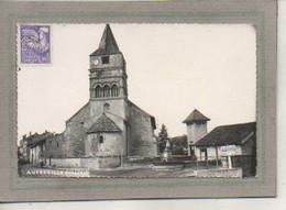 CPSM Dentelée - (88) AUTREVILLE - Aspect Du Quartier De L'Eglise Dans Les Années 50 / 60 - Other Municipalities