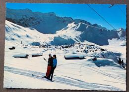 Skilift Elsigenalp Bei Frutigen - BE Berne
