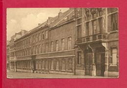 C.P. Waremme =  Collège  Saint Louis  :  Façade - Waremme