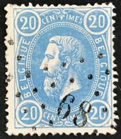 OBP 32 - LP68 BAUDOUR - 1869-1883 Leopold II