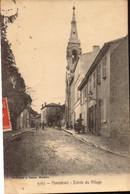 Bouches Du Rhone, Marseille, Montolivet, Entree Du Village    (bon Etat) - Saint Barnabé, Saint Julien, Montolivet