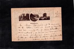 Rare CPA - MONMOUTH - 1901 / Au Dos Cachet Monmouth Et Cachet LA ROCHEFOUCAULD (Charente) - Monmouthshire