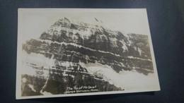 CP VERITABLE PHOTO REAL PHOTO THE TOP OF MOUNTAIN CAVELL   JASPER NATIONAL PARC PHOTO SLARK - Jasper