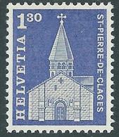 1966 SVIZZERA EDIFICI STORICI 1,30 F MH * - RD17-6 - Gebraucht