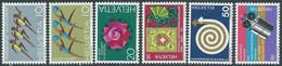 1971 SVIZZERA PROPAGANDA MNH ** - RD17-8 - Unused Stamps