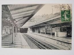 434. PARIS Métropolitain Station St Jacques - Metro, Stations