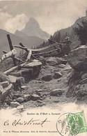 ZERMATT (VS) Sentier De Z'Mutt - VS Valais
