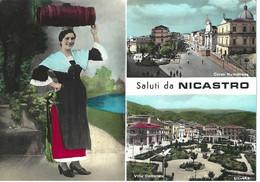 Saluti Da Nicastro - Lamezia Terme - H7207 - Lamezia Terme