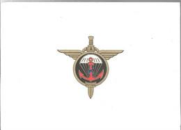 CPA°-DOUBLE-1970-RPIMa-Régiment De Paras Infanterie De Marine-Photo Int Couleurs-Non Ecrite-TBE - Regimientos