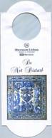 Sheraton Lisboa - Hotel & Towers ''Do Not Disturb'' (Recto-Verso) - Hotel Labels
