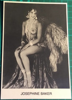 Josephine Baker ~ Singer ~ Mayfair Postcards Of London No. 252 - Artiesten