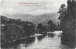 09,Ariège, Le Salat à VIC, Prés Ouet - Other Municipalities