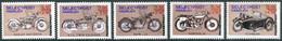 MOTORCYCLE Netherlands Selectpost Haarlem ROSE BROWN Local Private Post Motorbike Cycling Motorrad Nederland Stadspost - Motorräder