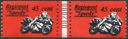 "MOTORCYCLE Netherlands Regiopost ""Speedy"" Local Private Post Motorbike Cycling Motorsport Moto-Sport Motorrad Nederland - Motorräder"