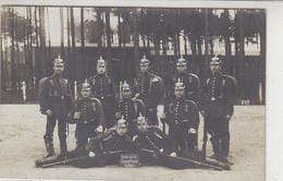 Gruss Aus Der Sommerfrische Zeithain (Soldatenfoto)  - 1912 Aus Borna - Zeithain