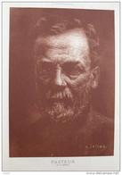 Louis Pasteur Par G. Serraz - Page Original  1923 - Historical Documents