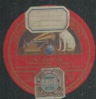"""36 ) 78 Tours 30cm  GRAMOPHONE 486  """" AH ! LEVE-TOI, SOLEIL """"  + """" EN FERMANT LES YEUX """"  Fernand ANSSEAU - 78 G - Dischi Per Fonografi"""