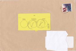 Enveloppe Insuffisamment Affranchi - Briefe U. Dokumente