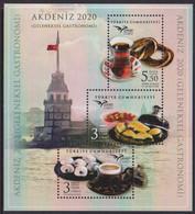 Turkey (2020) - Set -  /  Euromed Joint - Food - Gastronomie - Gastronomy - Gastronomia - Emissioni Congiunte