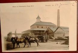 Carte Postale Ancienne - Mines De L'Escarpelle-Fosse N°5 - Bergbau