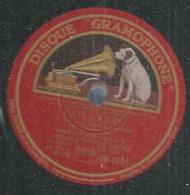 """42 ) 78 Tours 30cm  GRAMOPHONE 1802  """" PAILLASSE """"  + """" MARTHA """"  CARUSO - 78 G - Dischi Per Fonografi"""