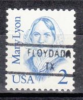 USA Precancel Vorausentwertung Preo, Locals Texas, Floydada 841 - Precancels