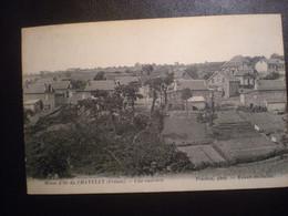 Mines D Or Du Chatelet Cite Ouvriere - Chambon Sur Voueize
