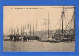 59 NORD - DUNKERQUE Quai Des Hollandais (voir Descriptif) - Dunkerque