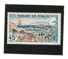 Cote Des Somalis PA 43 Lac Abbé N** MNH - Ungebraucht