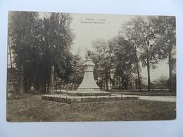 1-Thuin- Drève, Monument Fauconnier. - Thuin