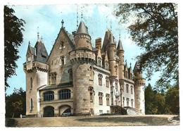 LENCLOITRE Vienne - Château De Savigny Sous Fave - COMBIER 39 BIS - Altri Comuni