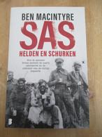 Sas Helden En Schurken Speciale Britse Eenheid Vele Foto's 440 Blz Nazistrijd Tweede Wereldoorlog - Guerre 1939-45