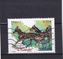 FRANCE 2017 OBLITERES : Y/T N° 5158 Chevaux - Used Stamps