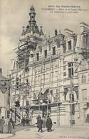 CHAUMONT - Hôtel De La Caisse D'Épargne En Construction (1908-1909) - Chaumont