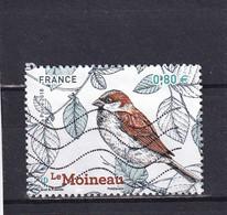 FRANCE 2019 OBLITERES : Y/T N° 5240 ISSU DU BF 5239 Oiseaux - Used Stamps